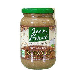 pâte à tartiner Kokolo de Jean Hervé