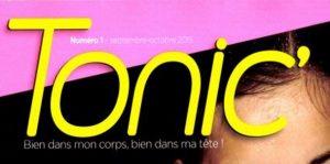 logo tonic' magazine