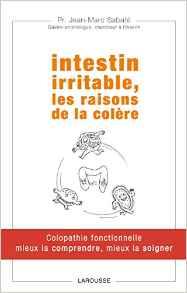 Intestin irritable, les raisons de la colère Pr Jean Marc Sabaté