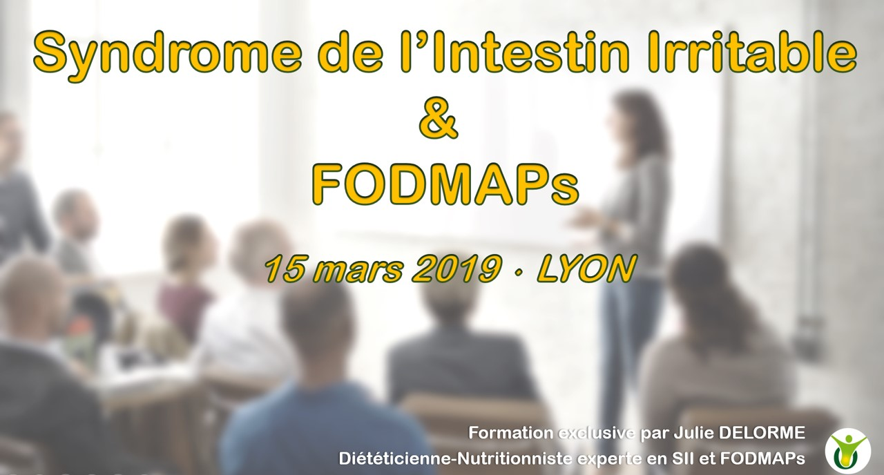 Formation professionnelle SII FODMAP