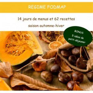 Automne-hiver : 62 recettes et 28 menus