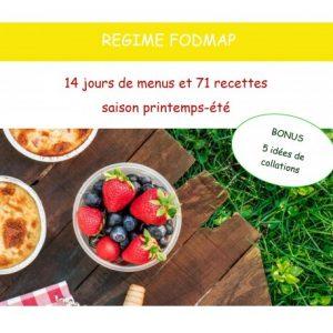 Printemps-été : 71 recettes et 28 menus