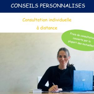 CONSULTATION INDIVIDUELLE A DISTANCE